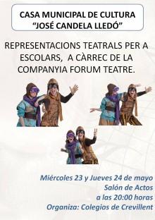 coles teatro