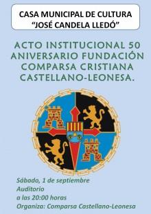 50 aniversario castellano