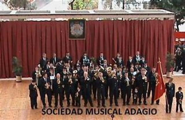 CONCIERTO SOCIEDAD MUSICAL ADAGIO.