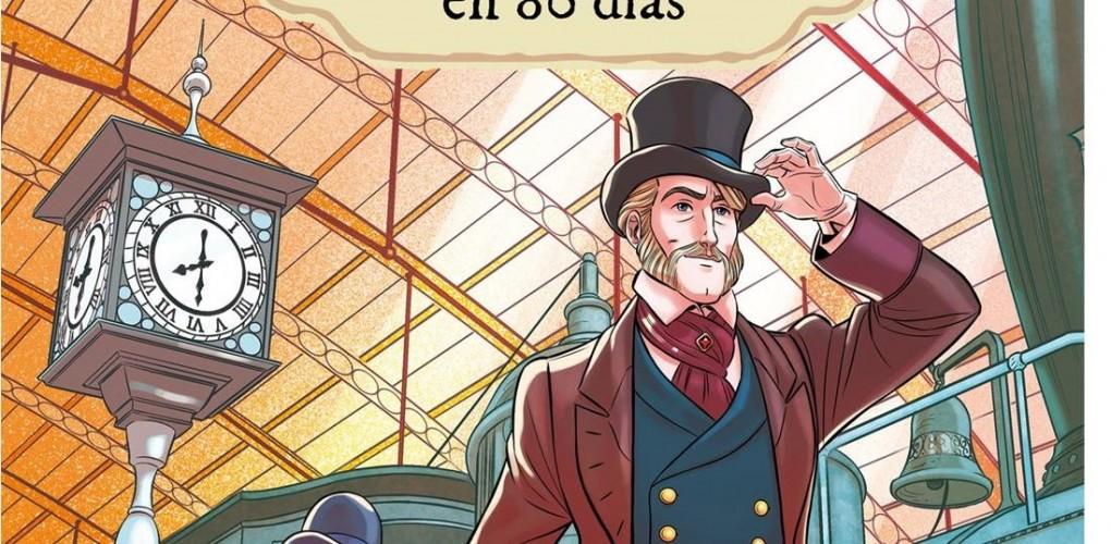 """DISSABTE DE CONTE """"LA VOLTA AL MÓN EN 80 DIES"""", A CÀRREC D'ORACLE DE l'EST TEATRE."""
