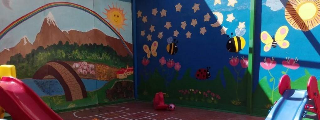 """FESTIVAL FIN DE CURSO DE LA ESCUELA INFANTIL """"EL NIU""""."""