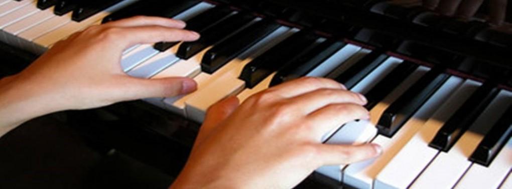 AUDICIÓN DE PIANO DE LOS ALUMNOS DE LA ESCUELA CORAL.