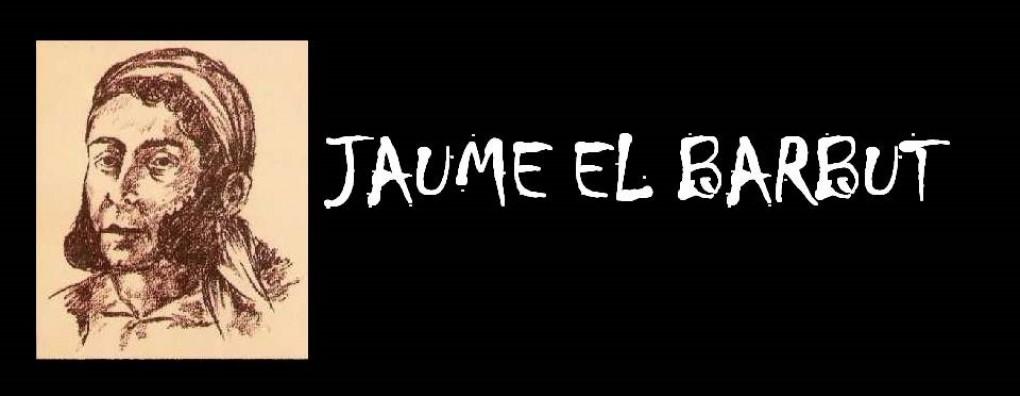 PRESENTACIÓN GUÍA DE LECTURA DEDICADA A JAUME EL BARBUT/ PRESENTACIÓ GUIA DE LECTURA DEDICADA A JAUME EL BARBUT