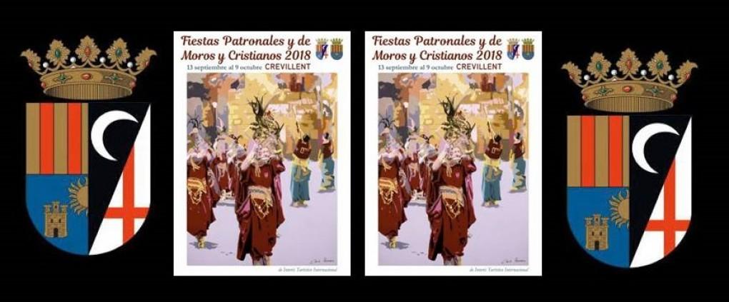 PRESENTACIÓ OFICIAL DEL CARTELL ANUNCIADOR I  LLIBRE DE LA FESTA 2019.