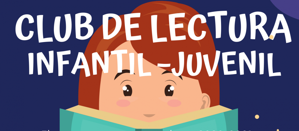 CLUB DE LECTURA INFANTIL Y JUVENIL