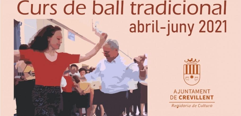 CURS DE BALL TRADICIONAL, A CÀRREC DE  MIQUEL-ÁNGEL  FLORES ABAT.