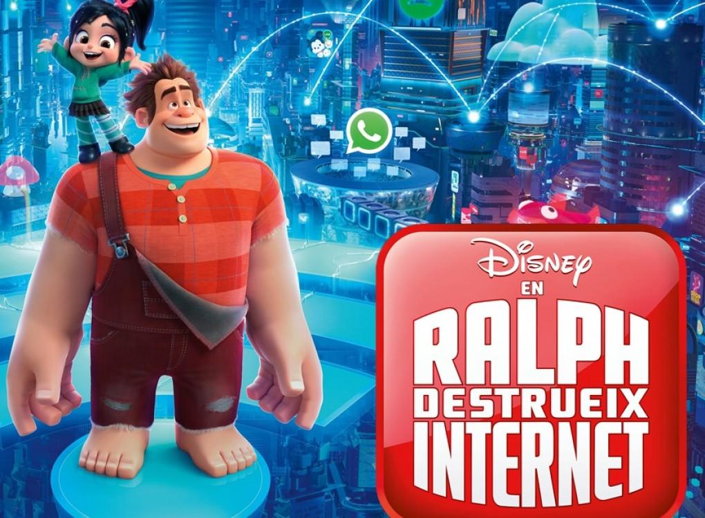 CINE DE VERANO: EN RALF DESTRUEIX INTERNET.