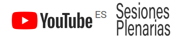 Sesiones Plenarias Youtube
