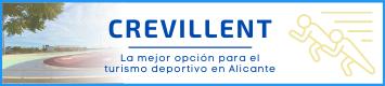 Crevillent la mejor opcion para el turismo deportivo en Alicante