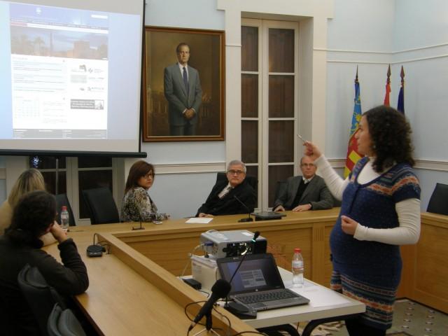 El Ayuntamiento de Crevillent presenta su nueva página web adaptada a personas con accesibilidad reducida