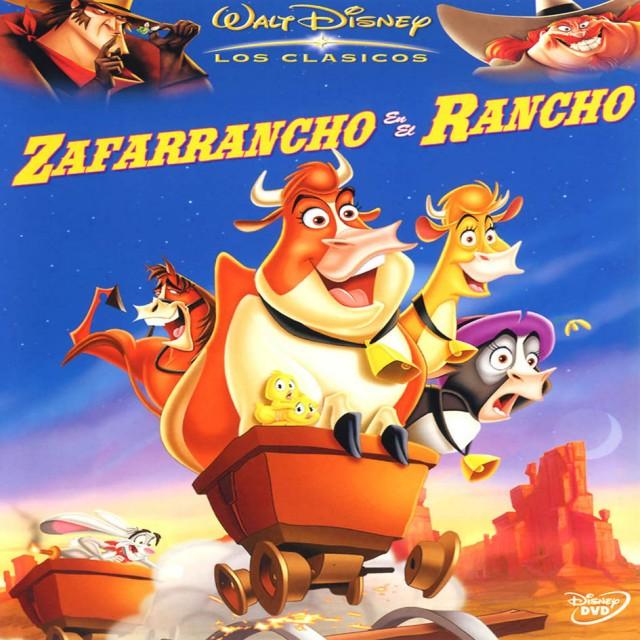 """""""Zafarrancho en el rancho"""",  la película que hoy se proyecta en la Casa Municipal de Cultura """"José Candela Lledó"""", como cierre del Ciclo de Cine Infantil """"Vacaciones de Semana Santa"""""""