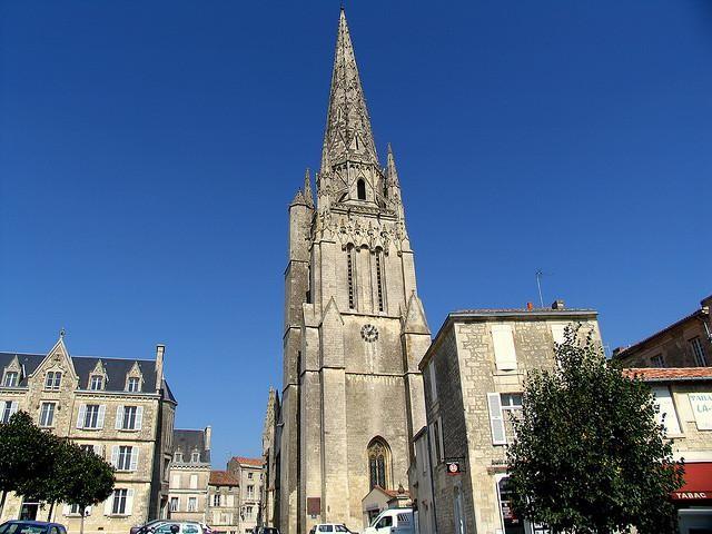 Viaje a Fontenay-le-Comte
