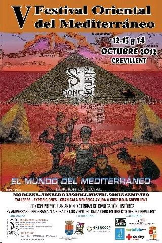 Crevillent acoge este fin de semana el V Festival Oriental del Mediterráneo