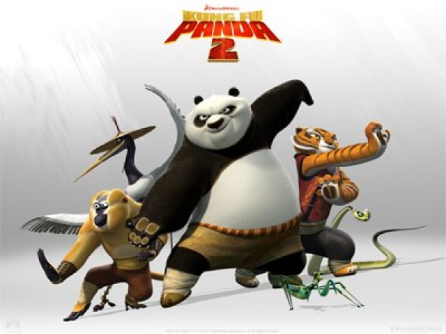 La Casa Municipal de cultura presenta mañana sábado la película kung Fu Panda 2 y la actuación de la Rondalla