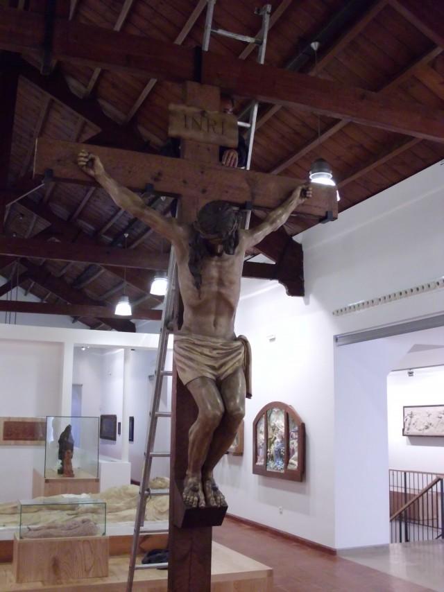 Escolares de San Felipe, El Realengo y El Barrio de la Estación visitan el Museo Mariano Benlliure.