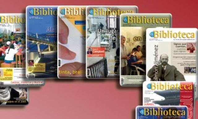 """Noticia de la Biblioteca Municipal """"Enric Valor"""" en la revista """"Mi biblioteca"""""""