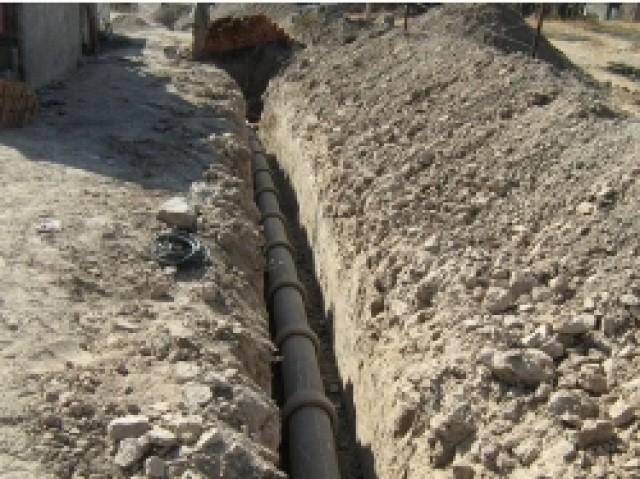 El Ayuntamiento solucionará el retorno de aguas fecales en la zona de Ronda Sur con la rehabilitación de la red de saneamiento