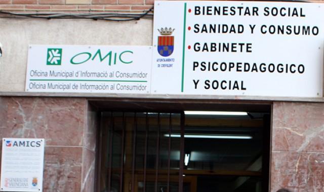 Bienestar Social destinó este año más de 200.000 € a ayudas asistenciales