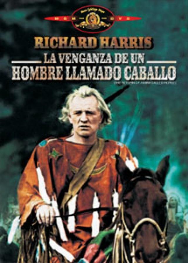 """Cultura proyectará la película: """" La venganza de un hombre llamado caballo"""""""