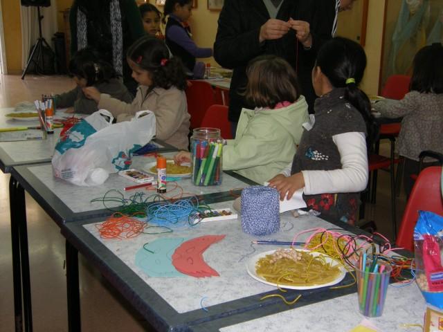 La concejalía de Educación organiza unos talleres en estas vacaciones Navideñas para  los escolares