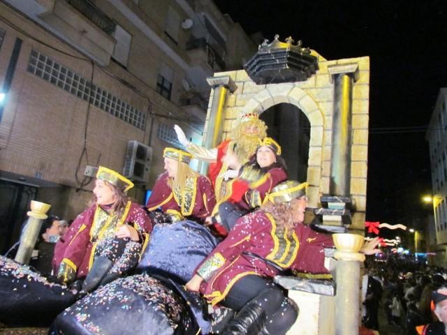 Más de 1.300 personas participarán en la Cabalgata de Reyes de Crevillent