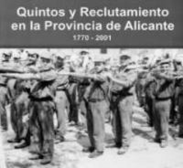 Cultura está preparando una exposición de Quintos y reclutamiento en la provincia de Alicante desde 1770 a 2001