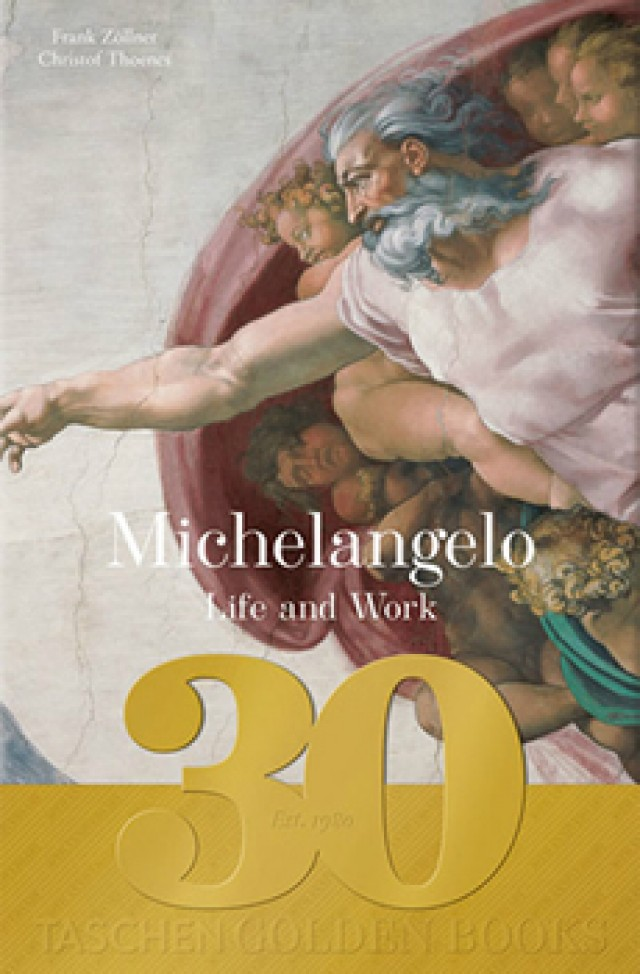 La Biblioteca Municipal dedica el libro del mes al escultor, pintor y arquitecto Miguel Ángel
