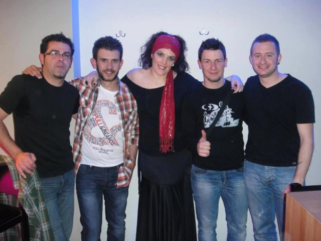 "Concierto de ""Joaqui Fuentes&Mansa in live III"" en la Casa Municipal de Cultura"