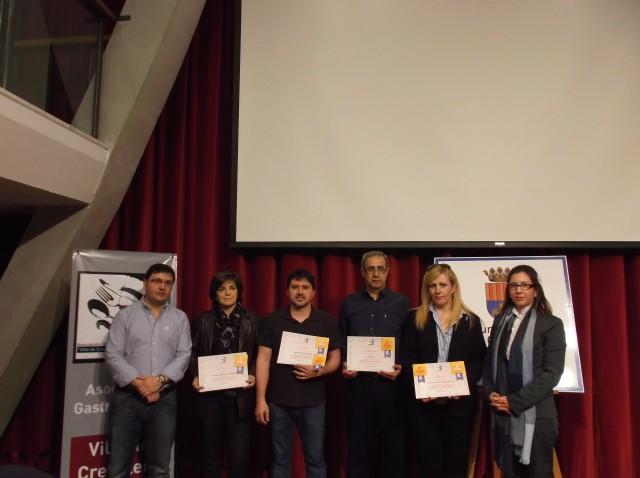 El IV Concurso de tapas finaliza con entrega de premios y éxito de participación