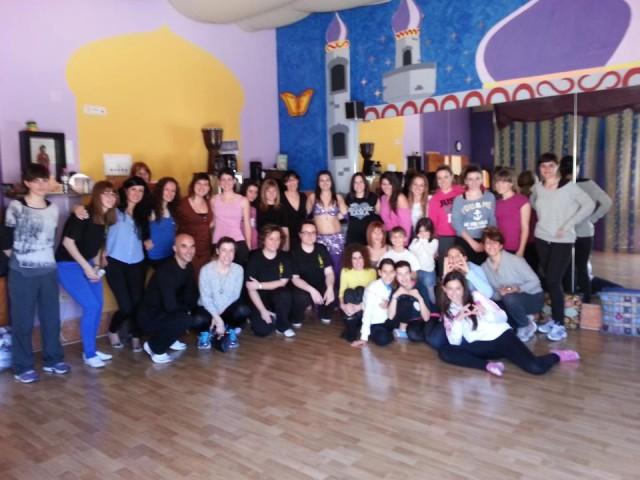 3 talleres de danza se han programado para mañana sábado