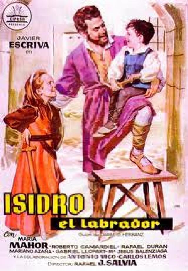 """Cultura proyectará el martes la película"""" Isidro el labrador"""""""