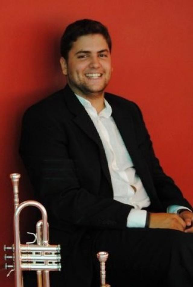 Recital de trompeta y piano a cargo de Alfonso Cantó y Mª Victoria Carrillo en crevillent
