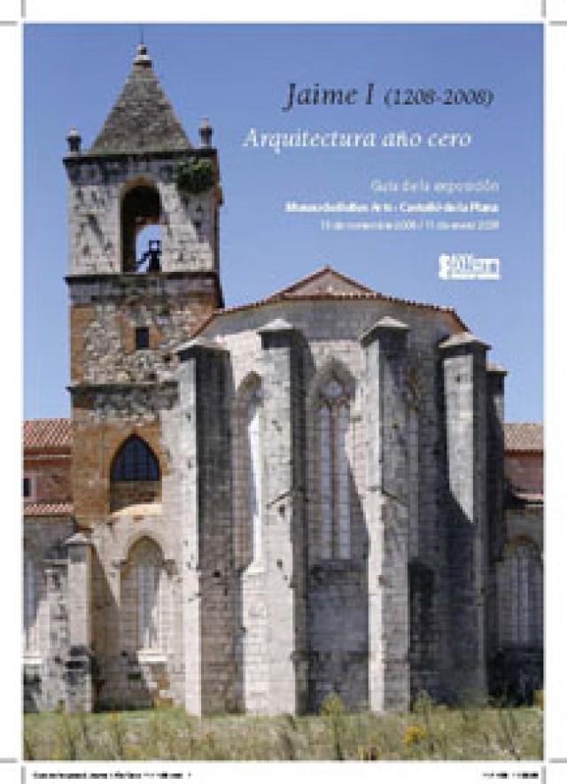Jaume I (1208-2008). Arquitectura any zero y Alacant, un por per un rei, libros del mes de octubre de la Biblioteca