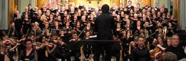 Cultura organiza este viernes un concierto del Réquiem en Re menor de Mozart