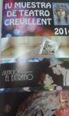 Un total de 23 representaciones forman el programa de la IV Muestra de Teatro en Crevillent