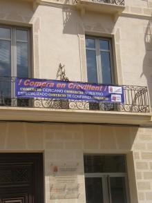 """La Concejalía de Comercio prepara un folleto explicativo sobre las ayudas """"Comerç Innova, Continuïtat Empresarial y Artesanía a la PYME Comercial 2015"""""""