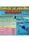 Curso municipal de natación