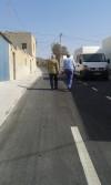 El Ayuntamiento acondiciona la calle Sendra , mejorando la urbanización de la zona norte