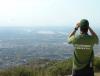 Voluntariado medio ambiental vigilan la sierra de Crevillent durante los meses de verano