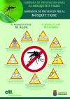 El Ayuntamiento de Crevillent realiza una campaña de prevención y control del mosquito tigre