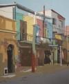"""""""Urban landscapes"""" de Cristina Romero en la Casa Municipal de Cultura de Crevillent"""