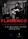 """Descubriendo el Arte del Flamenco en el Centre Jove """"Juan Antonio Cebrián"""""""