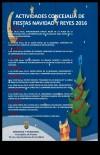 Programa fiestas Navidad