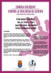 El Centre Jove acoge el 8 de marzo una charla – coloquio sobre violencia de género