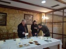 """Profesores del Centro de Desarrollo Turístico de Torrevieja,  degustaron  las tapas participantes en el  Concurso """"Crevillent d´ Tapas"""""""
