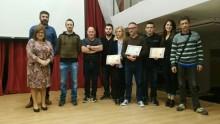 El Guill Plaça y La Pequeña Taberna ganan el primer premio del VIII Concurso Crevillent d´Tapas