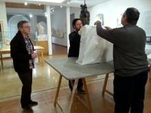"""El Museo Municipal """"Mariano Benlliure"""" cede nueve piezas al Museo Regional de Arte moderno de la Región de Murcia"""