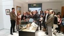 """El Ayuntamiento conmemora el Día Internacional del Libro e inaugura la exposición """"Homenaje a Cervantes"""""""