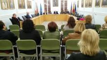 El alcalde recibe a los 26 parados contratados en el II Plan de Empleo Municipal
