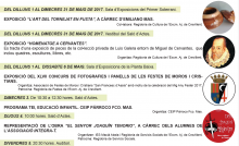 """La Casa Municipal de Cultura """"José Candela Lledó"""" presenta la programación de mayo"""